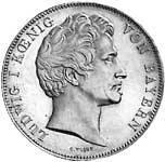 Geschichtsdoppeltaler Jean Paul Friedrich Richter Ludwig I 1841 vorzüglich
