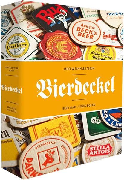 Koplettalbum für Bierdeckel