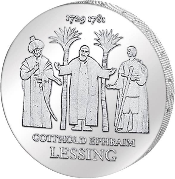 20 Mark Gotthold Ephraim Lessing