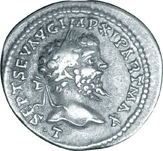 Antoninian Septimius Severus 193-211 Sehr schön