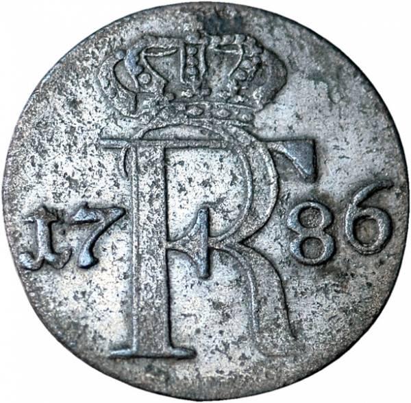 1/24 Taler König Friedrich II