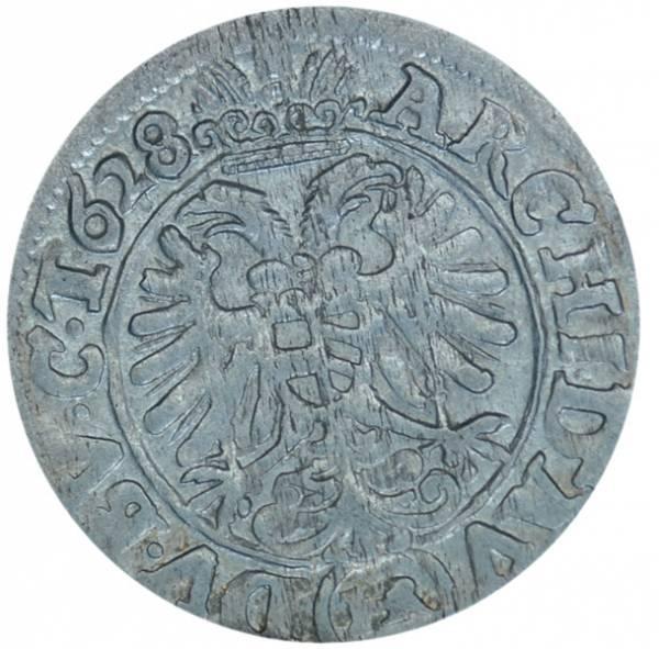 Groschen Habsburg Kaiser Ferdinand II. 1619-1637 Stempelglanz