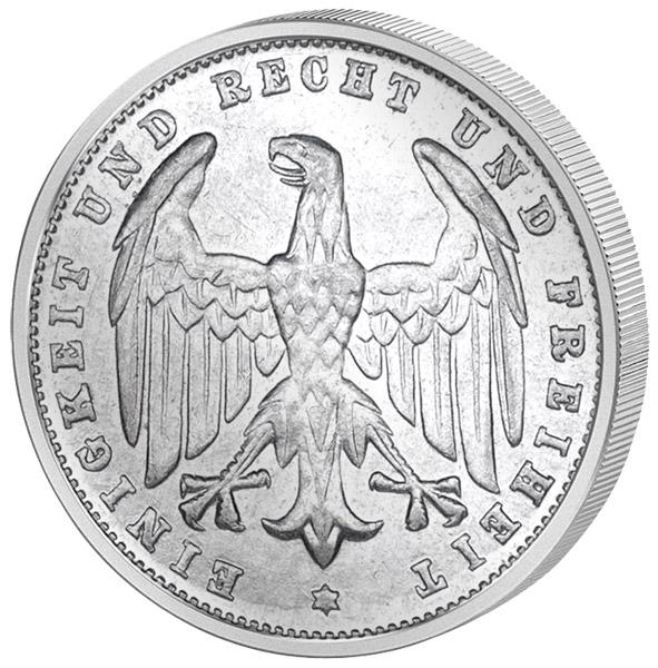 200 Mark Weimarer Republik Adler 1923 Weimarer Republik