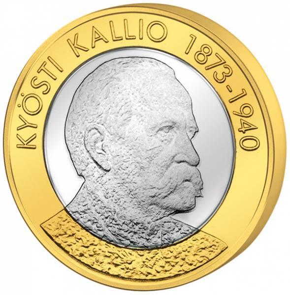 5 Euro Finnland K. Kallio