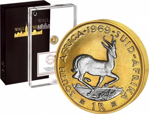 Wall Street Collection 1 Rand Springbock 1961 - 1983