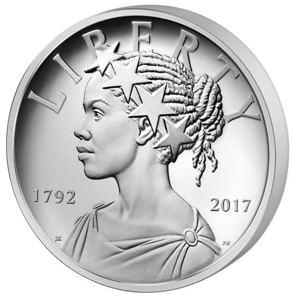 USA Gedenkprägung American Liberty 225th Anniversary