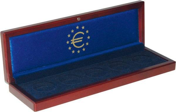 Münzenetuis für 5 x 100-Euro-Gedenkmünzen