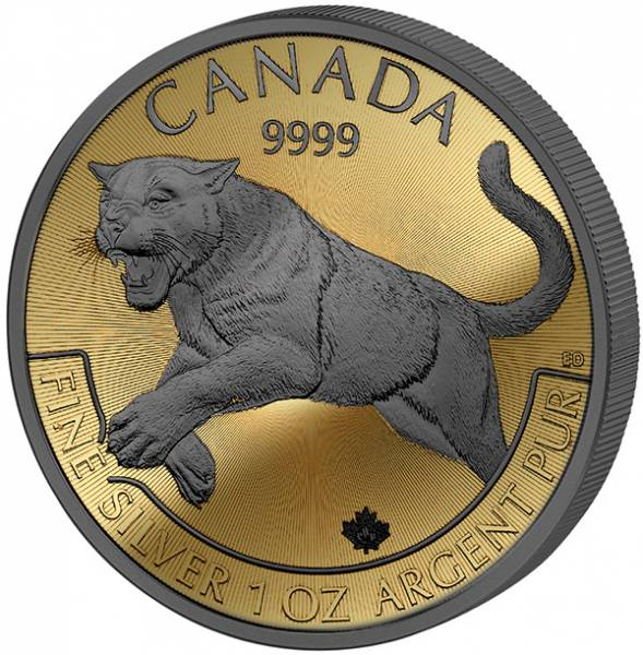 1 Unze Kanada Golden Enigma - Puma 2016