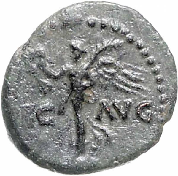 makedonische Provinzialprägung 1. Jh. n. Chr. Römisches Kaiserreich, ss - vz