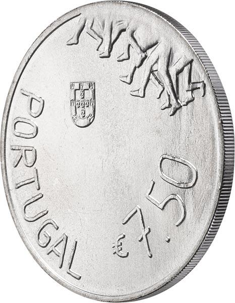75 Euro Portugal Rosa Mota 2018 Sonstige Nominale Kurs Und