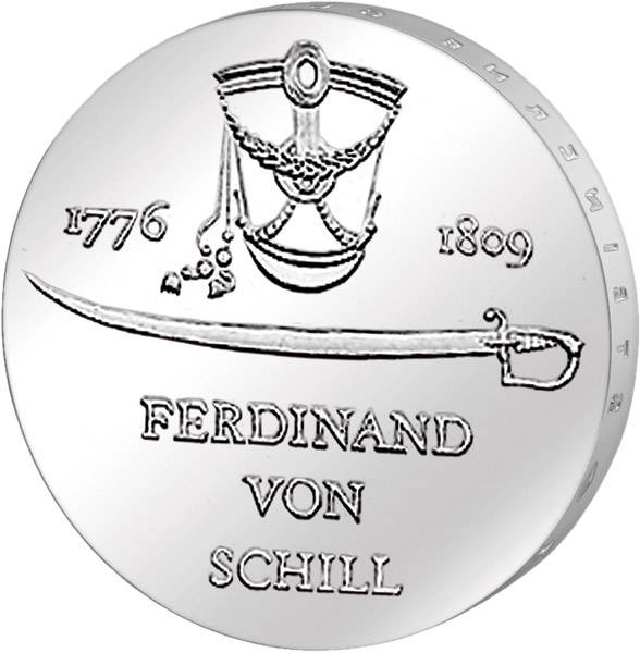 5 Mark Ferdinand von Schill