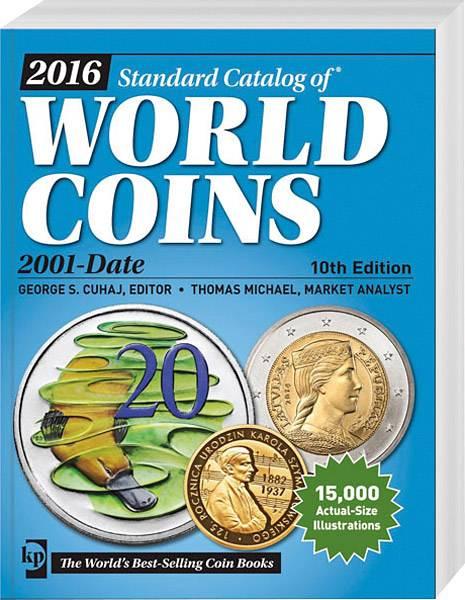World Coins Katalog 2001 - Heute