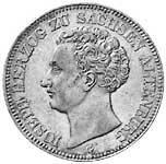 Taler Herzog Joseph 1841 Sehr schön