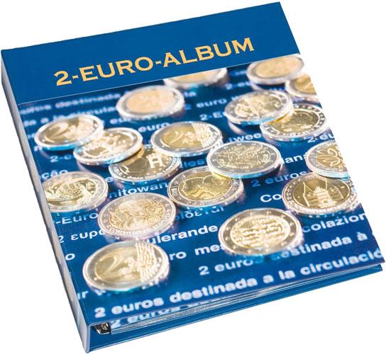 Münzalbum Für 2 Euro Gedenkmünzen Münz Alben Aufbewahrung