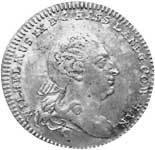 Taler (Ausbeute-) Konventionstaler Wilhelm IX 1802