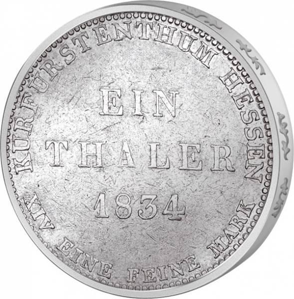 Taler  Wilhelm II. und Friedrich Wilhelm 1832-1842  Sehr schön