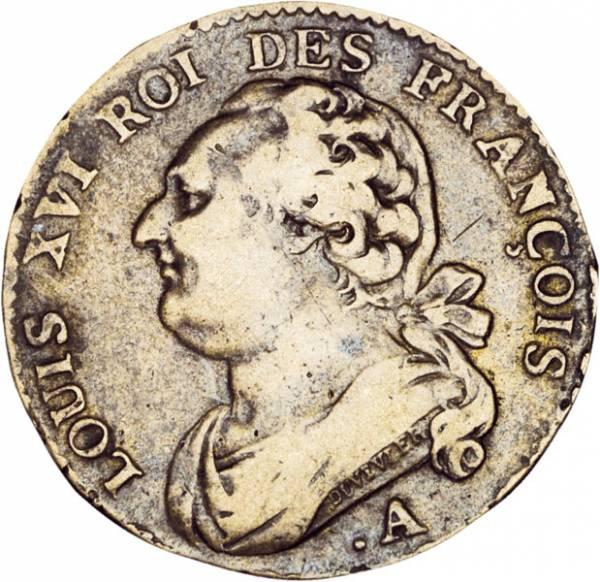 12 Deniers Frankreich König Ludwig XVI. Konstitution