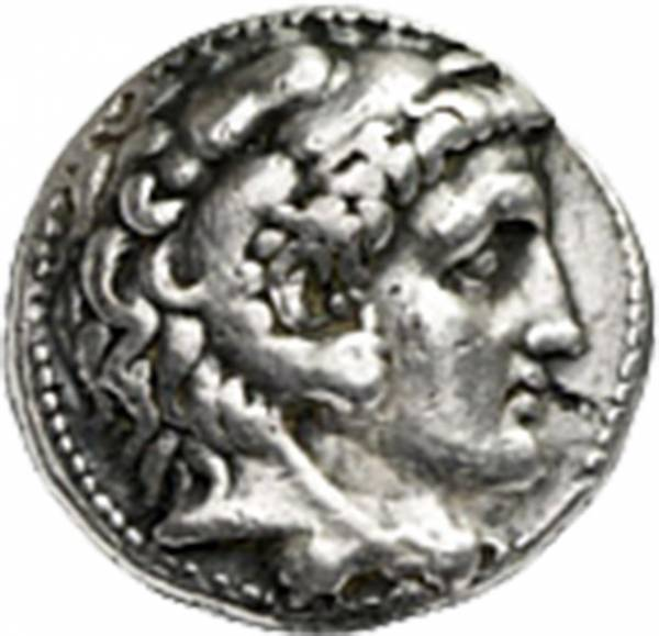 312-280 v. Chr. Seleukidenreich, ss