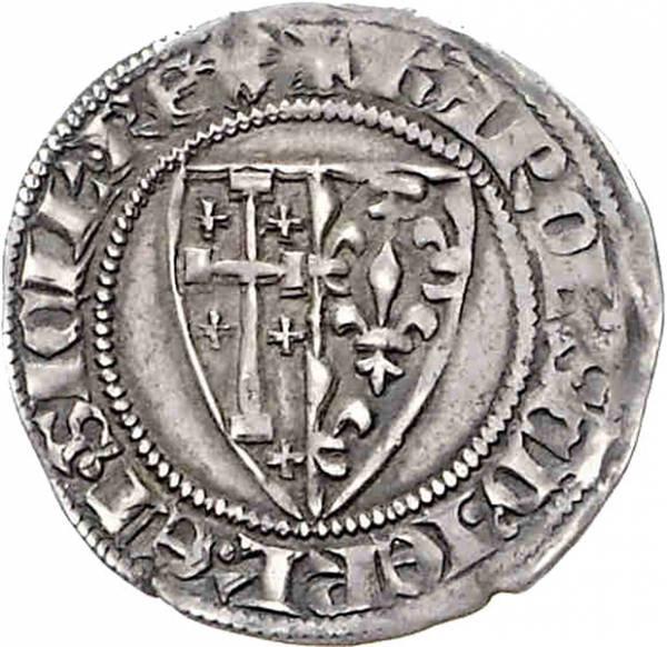 Neapel und Sizilien König Karl I. von Anjou