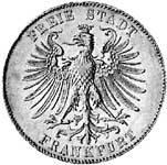 Taler Vereinstaler 100 Jahre Schiller 1859  Vorzüglich