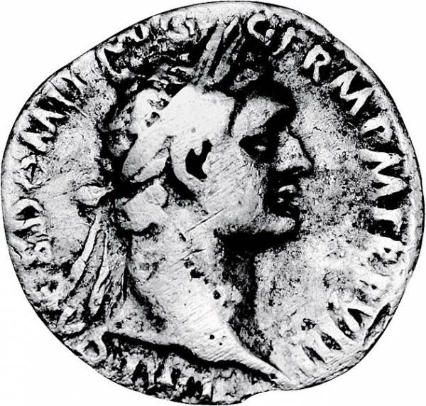 Denar Rom Kaiser Domitianus