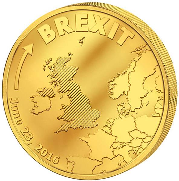 5 Dollars Cook-Inseln Brexit