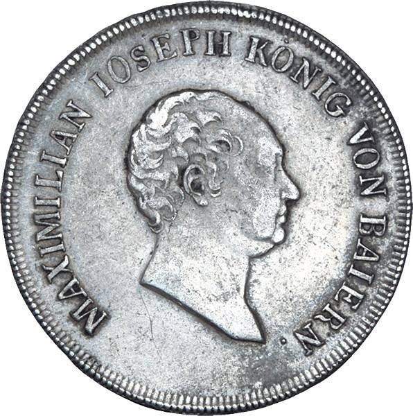 20 Kreuzer Bayern König Maximilian I. Joseph