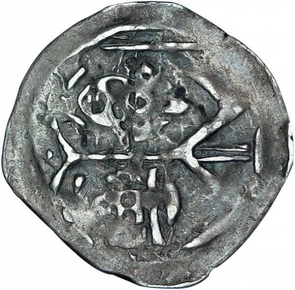 Pfennig Regensburg Herzog Otto III. 1290 - 1296