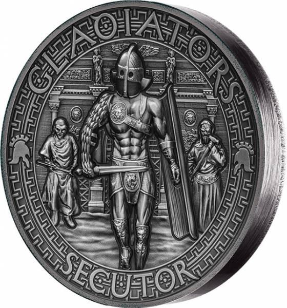 5 Dollars Salomonen Gladiatoren Secutor 2017