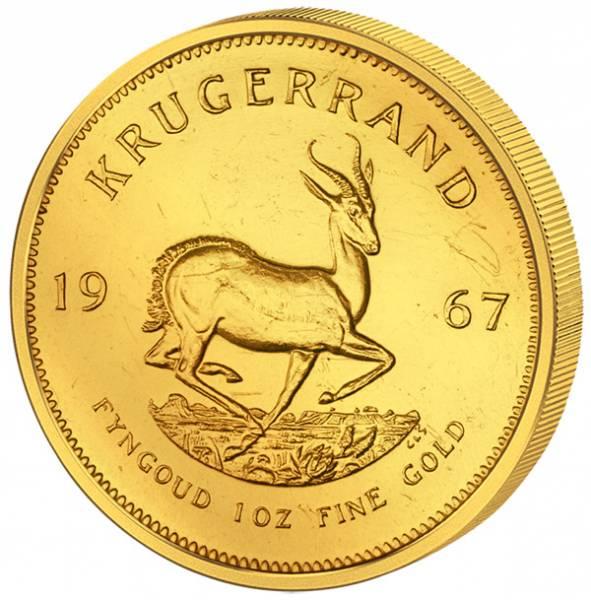 1 Unze Südafrika Krügerrand 1967