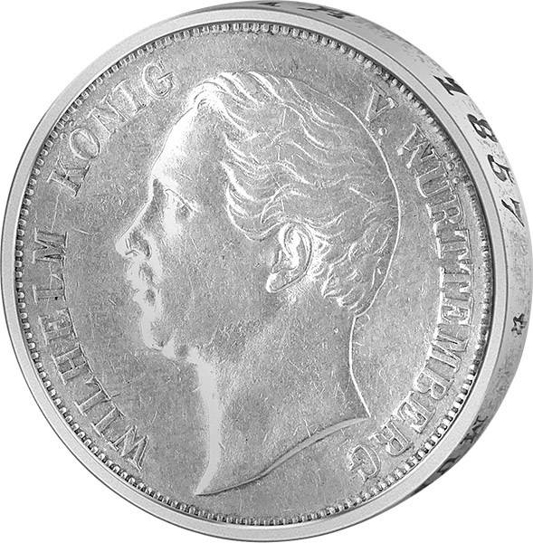 Vereinstaler König Wilhelm I.