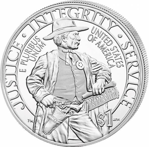 1 Dollar USA 225 Jahre US Marshals