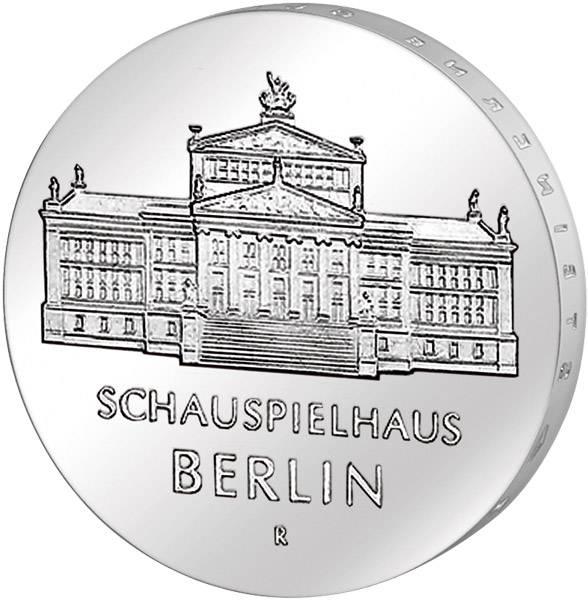 10 Mark DDR Schauspielhaus Berlin
