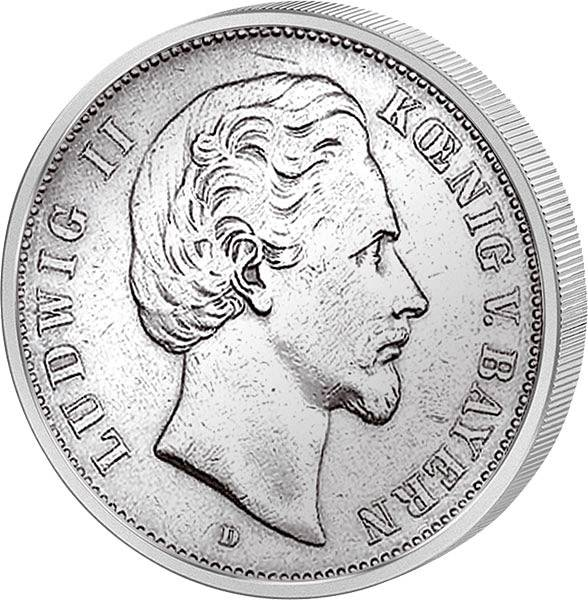 2 Mark Ludwig II.
