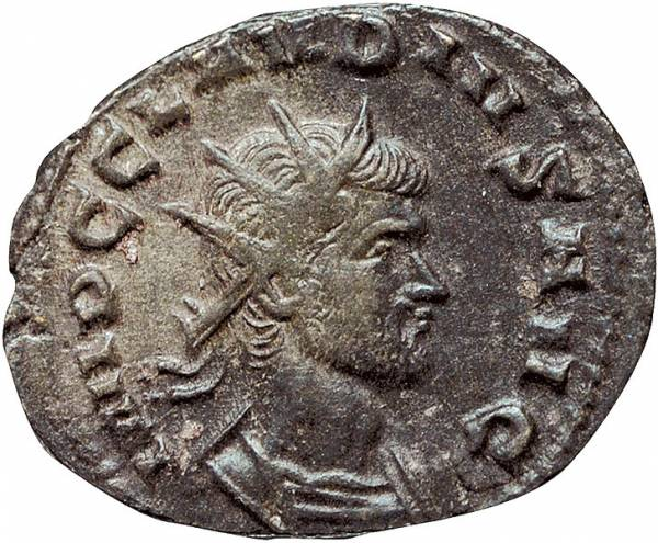 Antoninian Rom Kaiser Claudius II. Gothicus