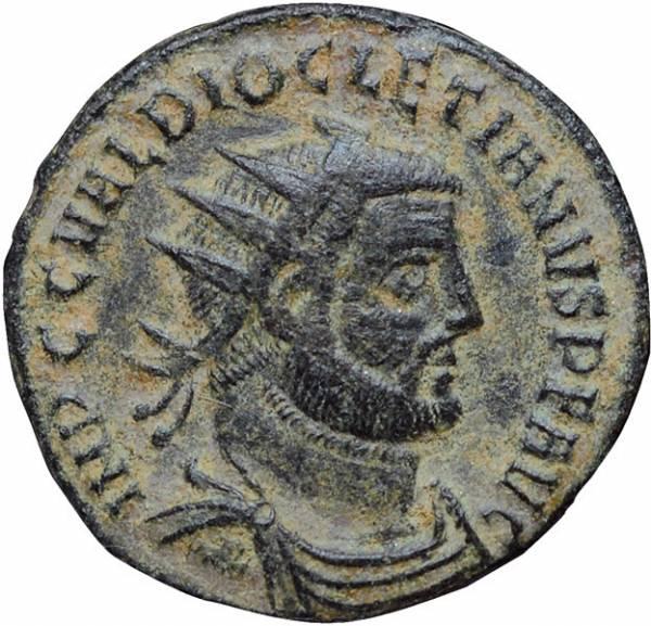 Antoninian Rom Kaiser Diocletianus