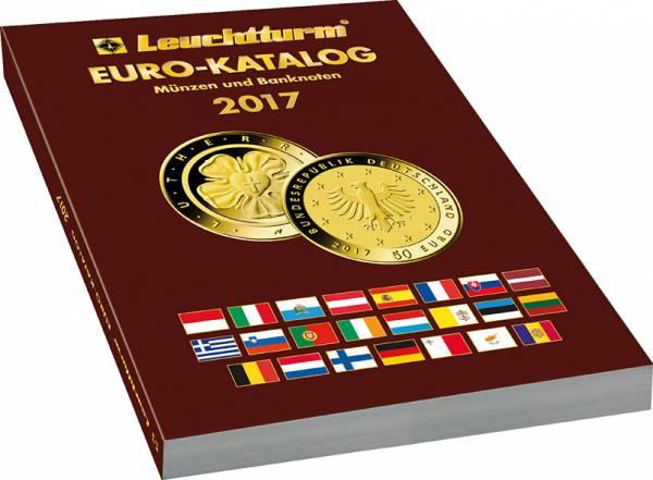 Leuchtturm Euro-Katalog 2017