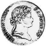 Ausbeute-Konventionstaler Silber Hieronymus Napoleon 1811 ss-vz