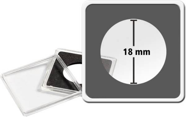 Quadrum Intercept-Kapsel Durchmesser 18 mm