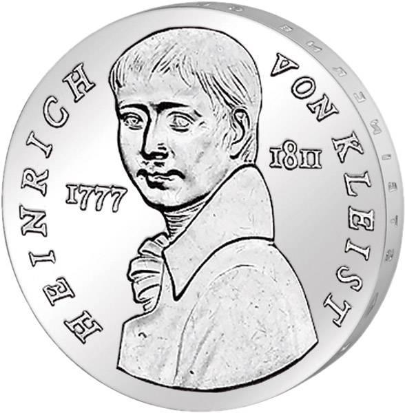 5 Mark Heinrich von Kleist