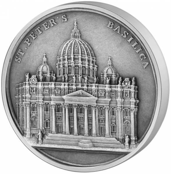 1.500 Francs Benin Mauquoy  Petersdom 2017